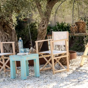 Set Sillas Menorca